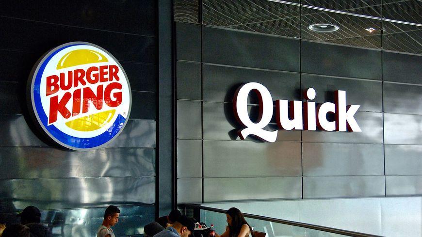 Les enseignes Quick ont été rachetées par Burger King, n°2 mondial du secteur