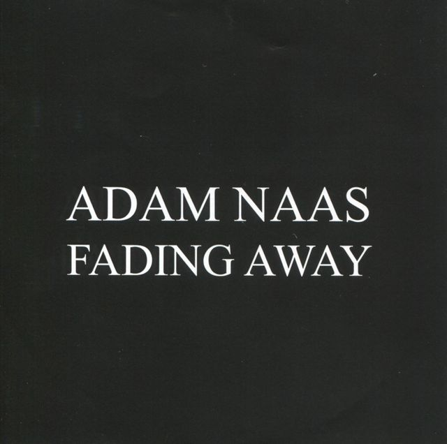 "EP d'Adam Naas ""Fading Away"""