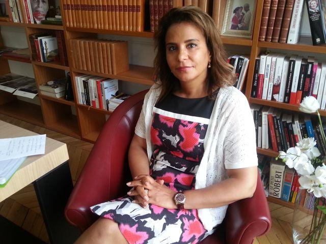 Samia Maktouf, avocate partie civile dans l'affaire Mohammed Merah