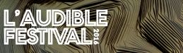 Logo L'Audible festival