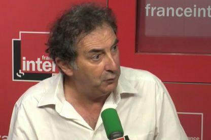 François Morel en studio le vendredi 2 septembre 2016