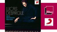 Lucas Debargue - Bach, Beethoven, Medtner