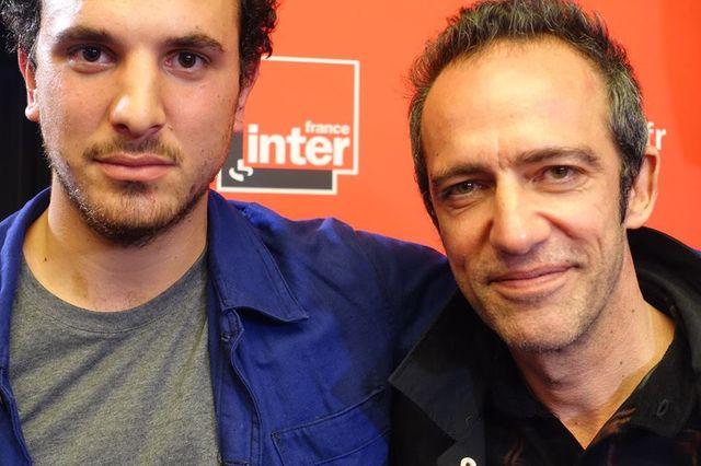 Boris Bergmann et Rafi Pitts
