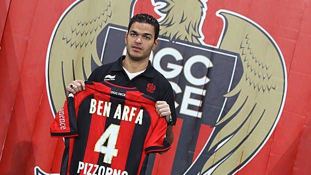 Ben Arfa à l'OGC Nice