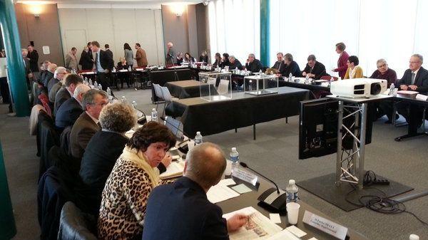 Les 45 élus de la commission départementale de coopération intercommunale ont validé la nouvelle carte des intercommunalités de la Manche