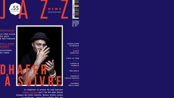 Photo - montage couv Jazz News de septembre 2016 MEA 603*380