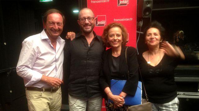 Michel Edouard Leclerc, Hubert Artus, Françoise Benhamou, Marie-Rose Guarnieri