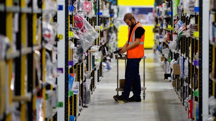 Amazon va s'installer à Boves près d'Amiens dans un bâtiment de 107.000 m².