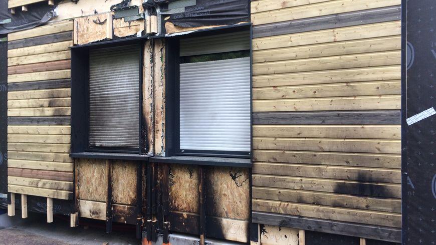 Un incendie endommage le futur centre pour SDF du 16e arrondissement