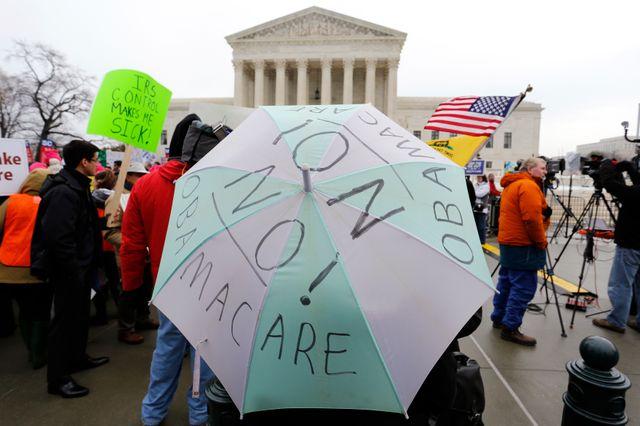 #USA 2016 : dans plusieurs Etats, des recours ont été déposés pour tenter d'abroger Obamacare