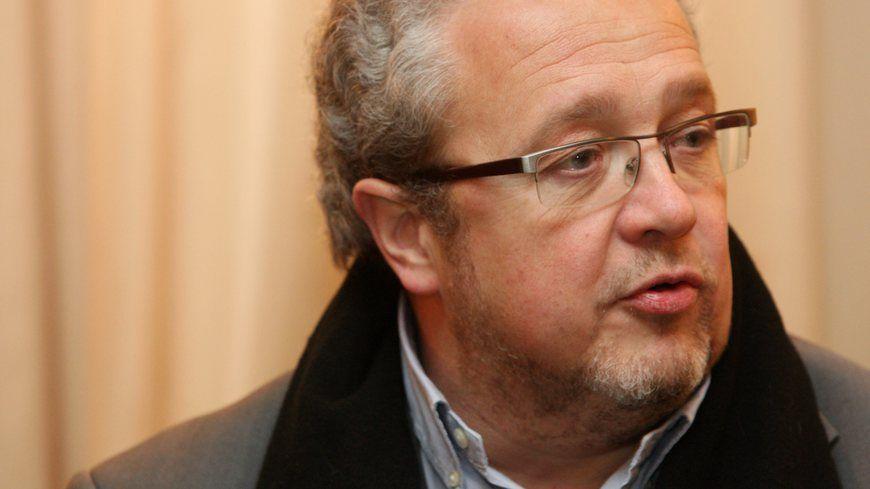 Eric Loiselet.Photo MaxPPP
