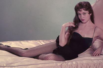 Brigitte Bardot en 1952