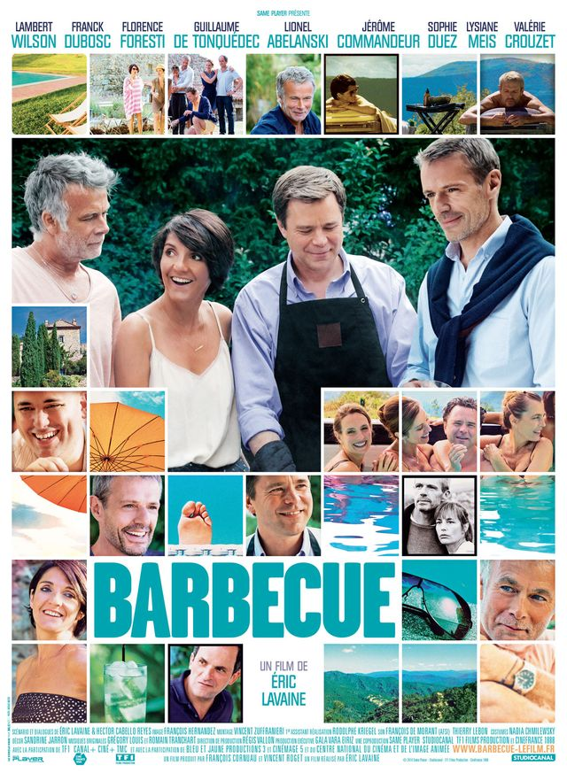 Affiche de Barbecue