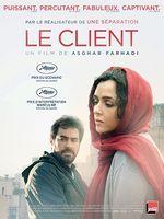 Affiche Le Client d'Asghar Farhadi