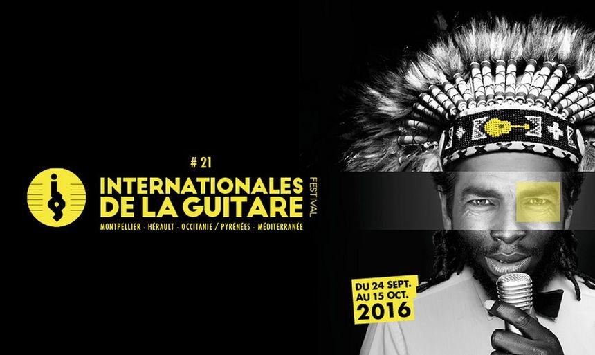 Les internationales de la guitare 2016 - France Bleu Hérault