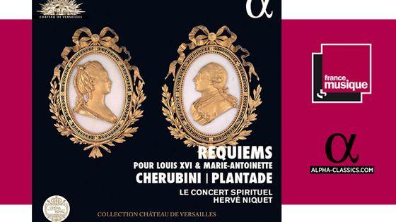 Requiems pour Louis XVI et Marie Antoinette