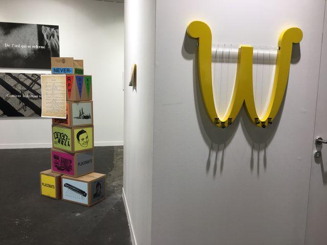 François Curlet, MilDo, galerie Air de Paris