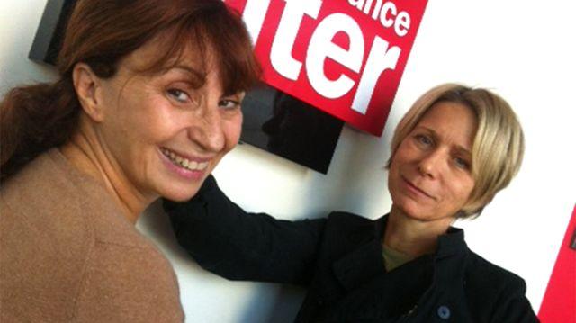 Ariane Ascaride et Macha Makeïeff