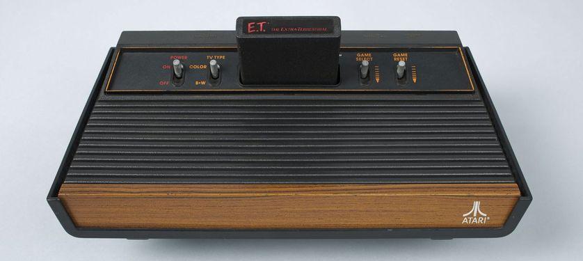 L'Atari VCS 2600, une des premières consoles avec la plus longue longévité.