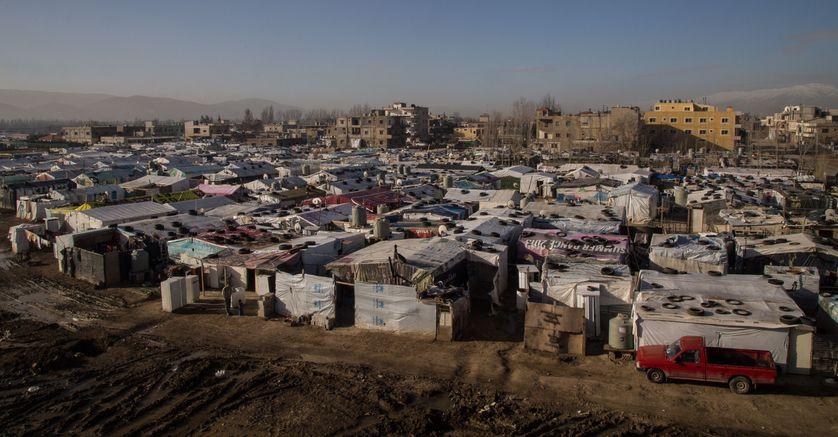 Depuis le début de la guerre, un quart des réfugiés syriens migrent au Liban