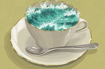 Boire de l'eau de mer c'est faire une thalassothérapie de l'intérieur
