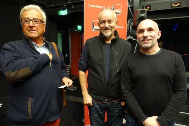 Daniel Quero, Jean-Jacques Beineix et Pierre Serne