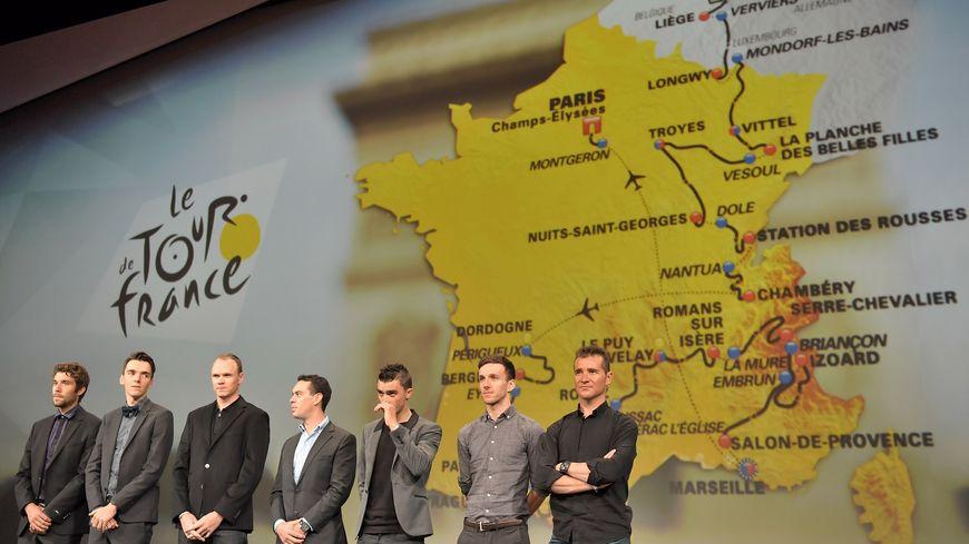 Le parcours de l'édition 2017 a été présenté ce mardi.