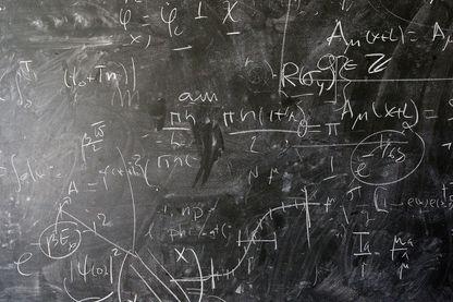 Équations au tableau