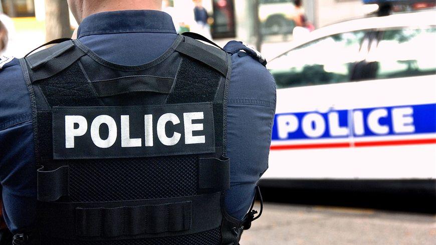 La police est rapidement intervenue pour interpeler un individu