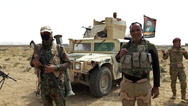 Force régulière irakienne