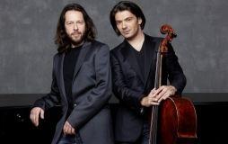 Gautier Capucon, violoncelle & Frank Braley, piano © Fabien Monthubert / Erato - Warner Classics
