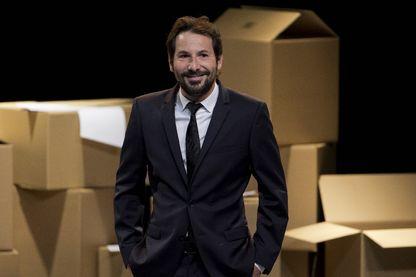 """Régis Mailhot à Cannes pour la représentation de """"Reprise des Hostilités"""""""