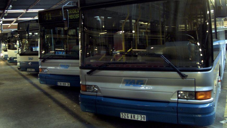 Les bus grenoblois sont encore majoritairement au diesel