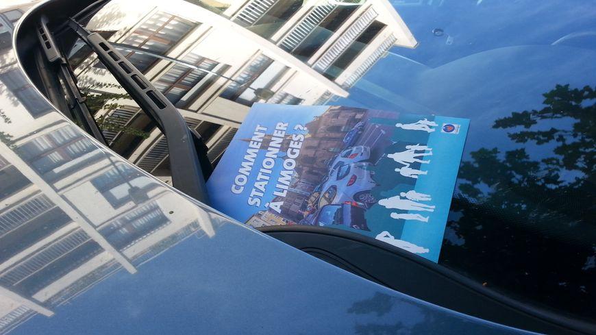 1900 places de stationnement deviennent payantes ce jeudi à Limoges
