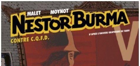 Nestor Burma contre C.Q.F.D