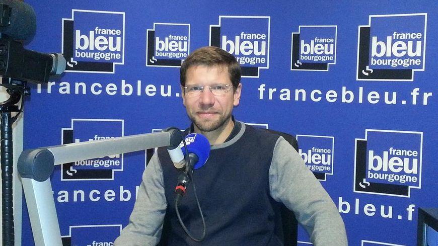 Antoine Delègue, secrétaire général de la FCPE en Côte-d'Or