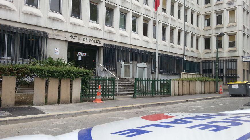 L'hôtel de Police de Pau