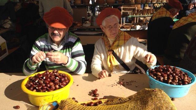260 bénévoles ont participé à la fête de la châtaigne d'Eguzon