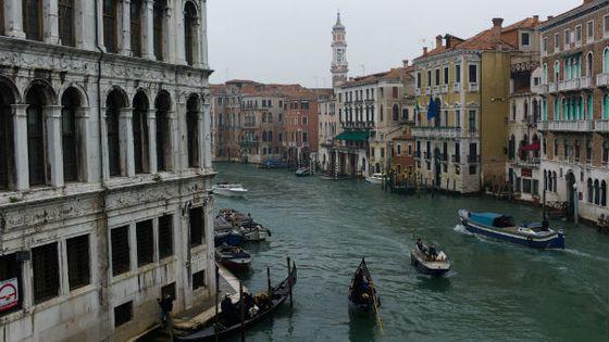 Venise © Simon Daval/MAXPPP
