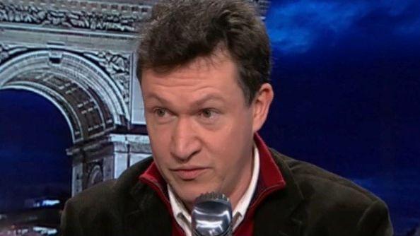 Marc Fressoz, économiste et journaliste spécialiste du ferrorviaire