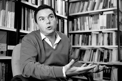 L'économiste Thomas Piketty en 2014