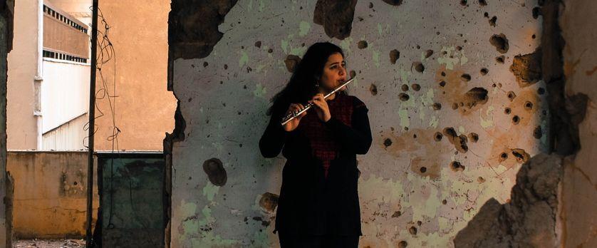 Naïssam Jalal & Rhythms of Resistance (Les Couleurs du son)