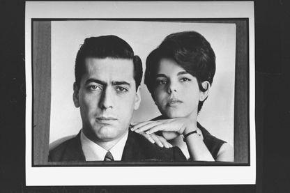 Mario Vargas Llosa [& Wife #2]