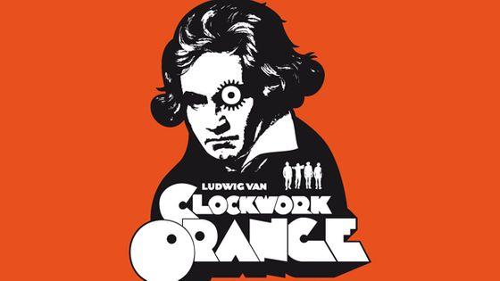 Orange mécanique version Beethoven - mea