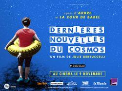 Affiche Dernières Nouvelles du Cosmos de Julie Bertuccelli