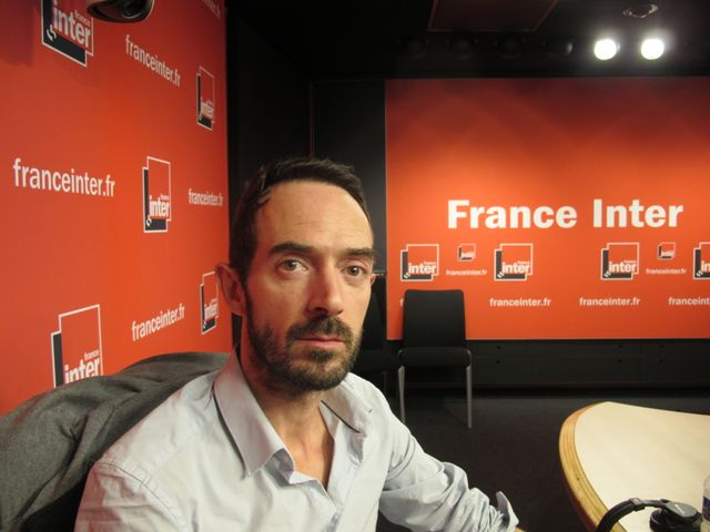 Luc Peillon, journaliste