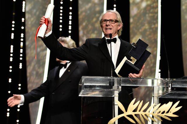 Ken Loach récompensé à Cannes