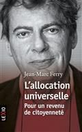L'allocation universelle