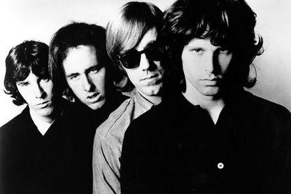 The Doors, en 1970