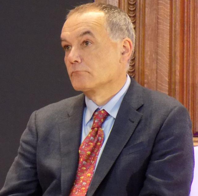 Jean-Pierre Filiu, professeur à Sciences Po Paris, spécialiste du Moyen-Orient